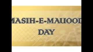 Masih-e-Maud Day
