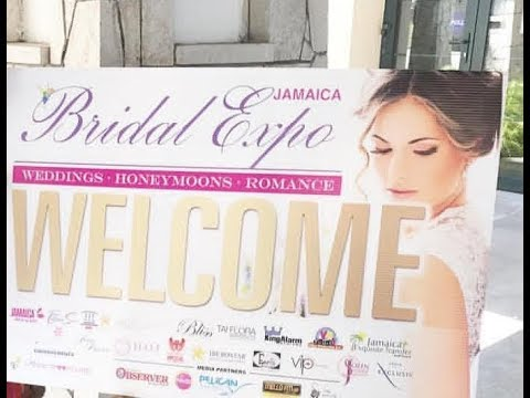 JAMAICA VLOG # 10 BLISS Bridal Expo 2017
