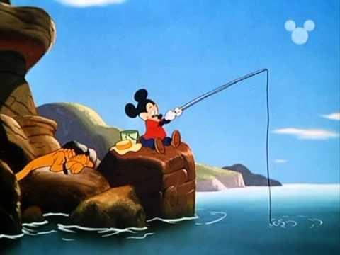 Cartoni animati walt disney topolino paperino e pippo