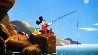 Cartoni Animati - Walt Disney - Topolino, Paperino e Pippo - Topolino a pesca=.avi