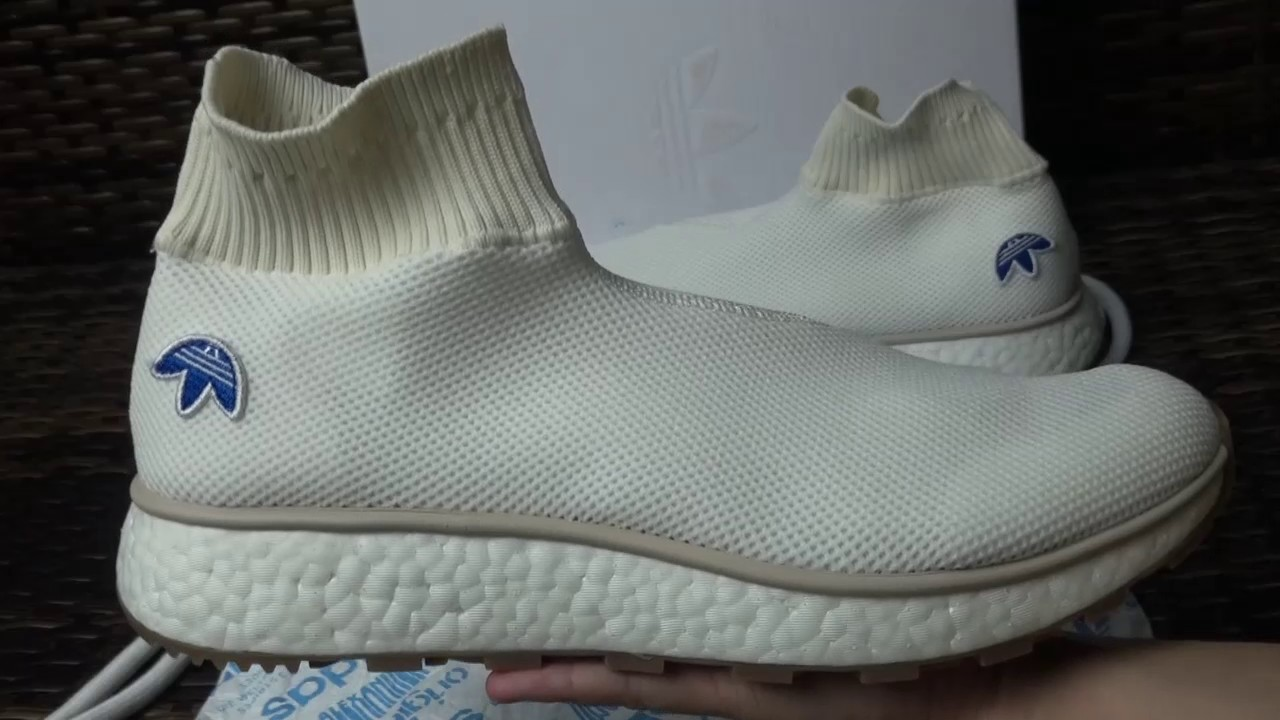 6bfb486a384 Alexander Wang X Adidas AW Run Clean White From www.ajking.us - YouTube