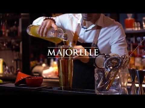 Lilya Moroccan Lounge Bar - Majorelle