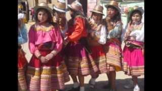 LOS VIÑALES DEL PERU - no temas amar- PRIMICIA  2013