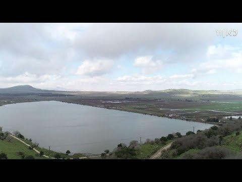 'מאז ינואר החיוך לא יורד': אחרי 5 שנות בצורת, מאגרי המים מתמלאים