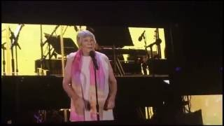HELEN REDDY - YOU AND ME AGAINST THE WORLD - 75 YEARS OLD AND SHE'S STILL GOT IT!