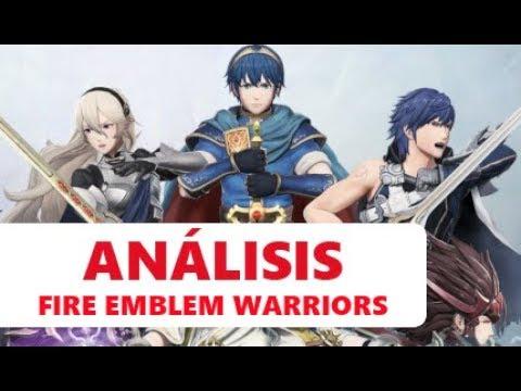 Fire Emblem Warriors | Mezcla perfecta de estrategia y acción | ANÁLISIS & CRÍTICA SWITCH 3DS