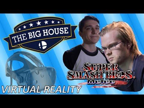 Big House 7 Virtual Reality - Armada vs Plup - Smash Melee VR