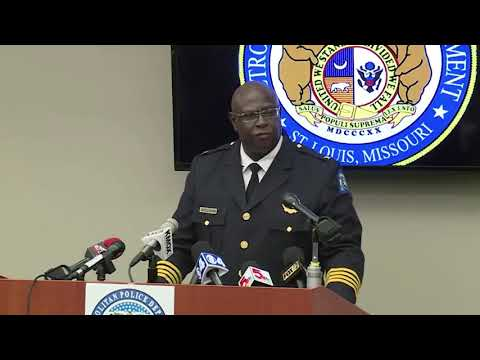 St Louis police chief holds press conference on Russian roulette case Mp3