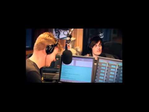 PlanB  Live on Aussie radio, Explicit interview