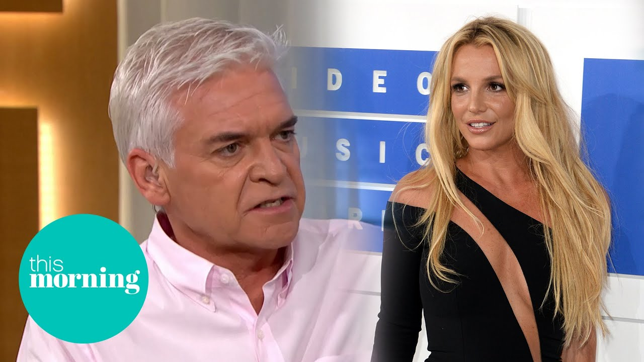 Download Phillip & Holly React to Britney Spears' Conservatorship Claims and #FreeBritney   This Morning
