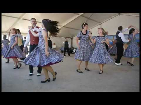 Australian Colonial and Folk Dancers of Sydney