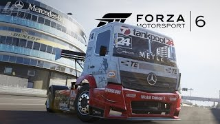 WE WILL TRUCK YOU!! | 2015 Mercedes-Benz #24 Tankpool24 Racing Truck - FORZA MOTORSPORT 6