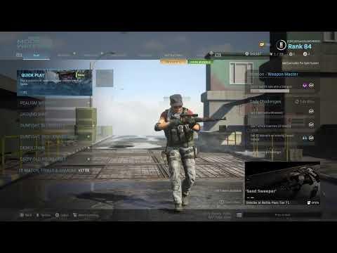 Modern Warfare Online - PS4