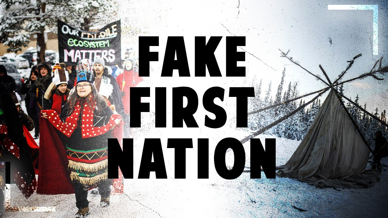 Investigating the fake First Nation running the illegal Coastal GasLink blockade | Keean Bexte