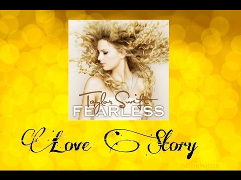 Taylor Swift - Love Story (Audio Official)