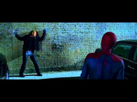 The Amazing Spider-Man - Spider-Man vs. Car Thief