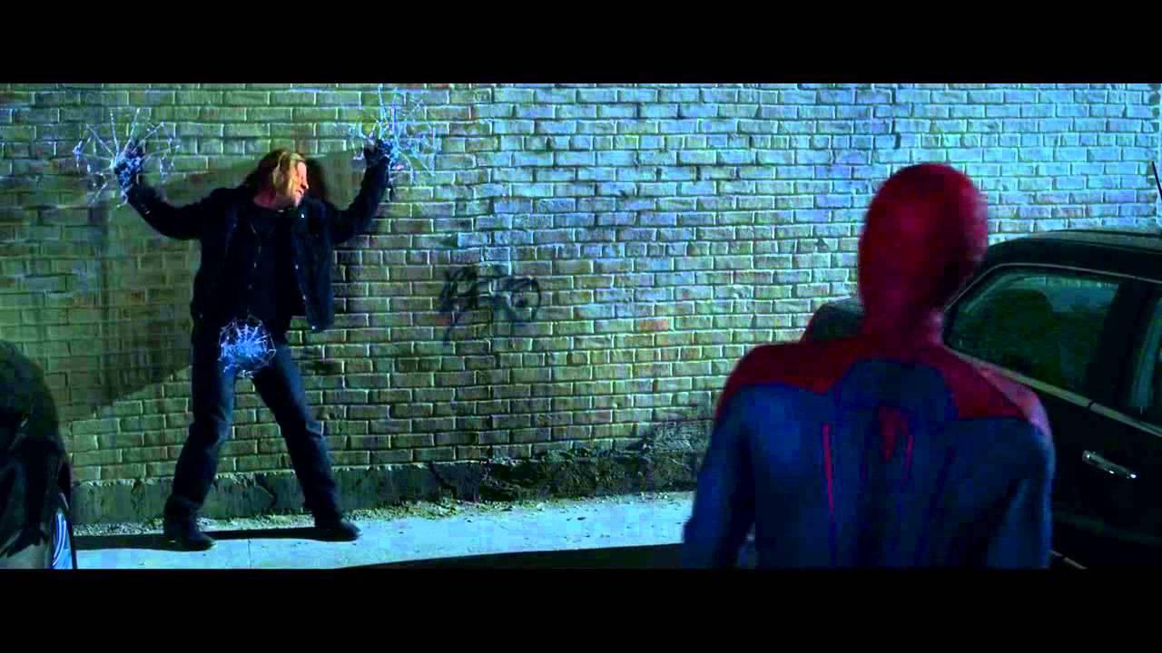 Download The Amazing Spider-Man - Spider-Man vs. Car Thief