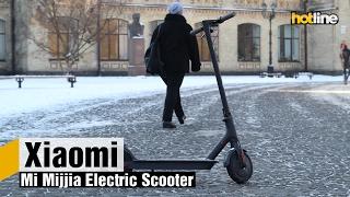 Xiaomi Mi Mijia Electric Scooter — обзор электрического самоката(Электровелосипеды Xiaomi: ..., 2017-02-03T12:19:30.000Z)