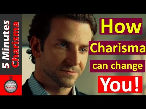 How Charisma changed Bradley Cooper in Limitless