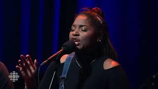 Mahalia Smith performs I Surrender All