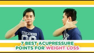 7 Best Acupressure Points for Weight Loss: Best Way to Lose Weight by Acupressure Massage