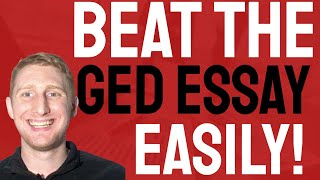 How to Easily Beat the GED Language Arts Extended Response Essay in 2019!