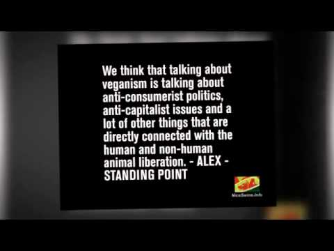 Standing Point on veganism, intersectionality and animal liberation