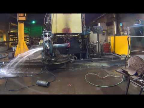 Производство гнутых отводов - ООО ПТО ФЦС