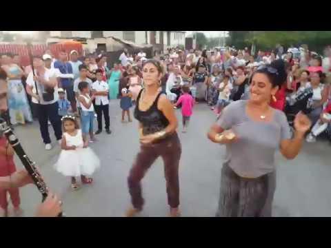 SHOW Roman Düğünleri Alışkanlık Yapar   Oryantal Balkan Darbuka Dans Fena