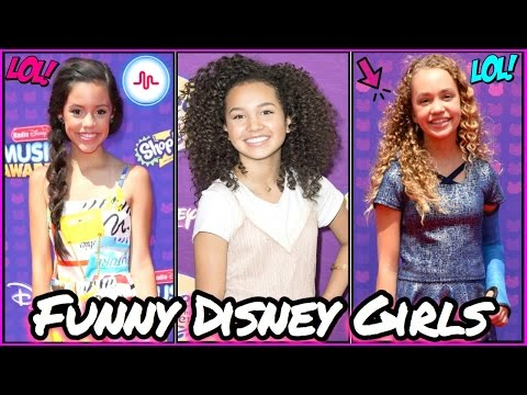 "Thumbnail: The Funniest Disney Girls Musical.ly | Top Disney Channel Girls Funny ""Comedy"" Musically"