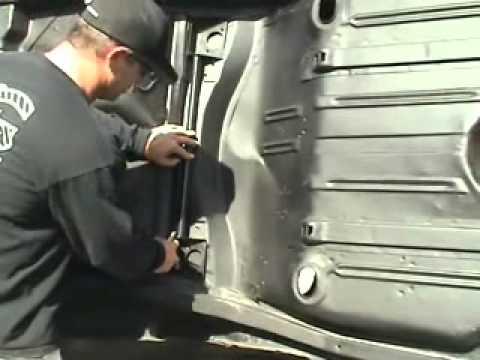 SRD parts Shock Relocation Kit