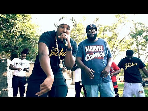The Jacka & Ampichino - Higher Plane (Feat. Husalah) (Official Video)