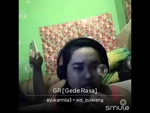 GR (gede rasa) cover by ayukarmila