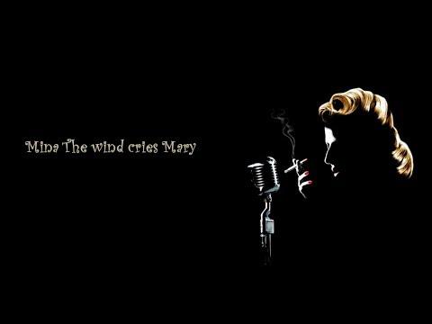Mina - The wind cries Mary (2000)