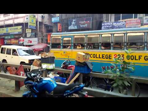Kolkata Road Guide : Nagerbazar to Shyambazar Five Point Crossing