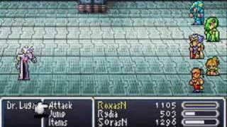 Final Fantasy IV (GBA) Dr. Lugae