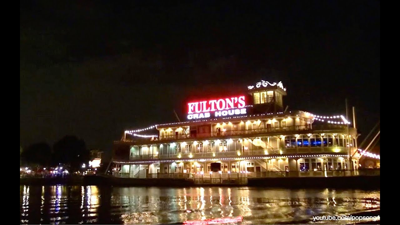 Sassagoula Water Taxi Disney S Port Orleans Riverside To