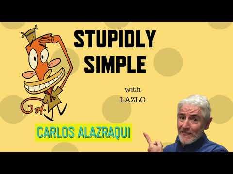 Carlos Alazraqui: Stupidly Simple - Lazlo's Sleeping Bag