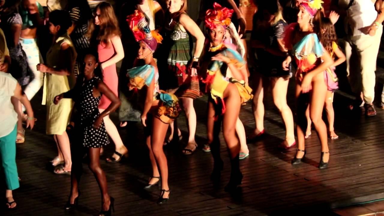 Contemporary Competitive Ballroom Dancing