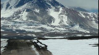 Cruce de los Andes entre Puna Argentina y Atacama Chile