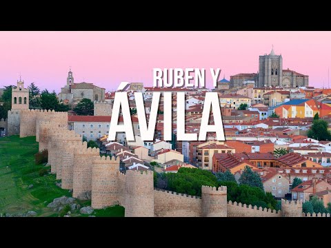 Avila City Tour