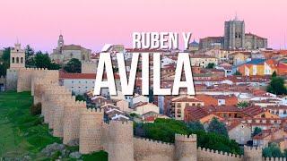 видео город Авила
