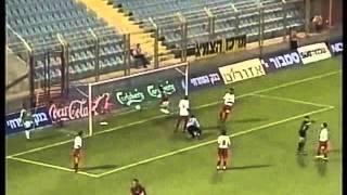 בני סכנין נגד הפועל תל אביב 3-2 עונת 2004-2005