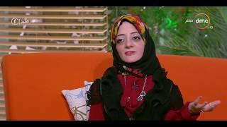 8 الصبح - عائشة مبروك مدربة التنمية البشرية فى فريق طموح للكنوز البشرية