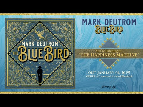 Mark Deutrom - The Happiness Machine (official premiere) Mp3