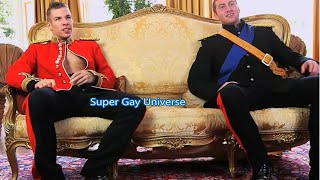 Download Gay Fairy Tales Gay Prince enchanted Gay Princes Royal gay Brothers gay rich homosexual gay kiss tv MP3 song and Music Video