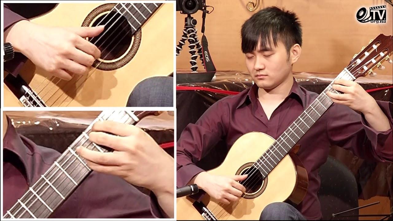 阿罕布拉宮的回憶 Recuerdos de La Alhambra  羅翔古典吉他獨奏