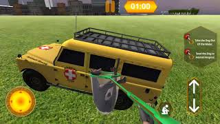 City Animal Transport Truck Rescue Dog games | Android GamePlay FHD