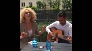 Ishtar Alabina - A Paris (Live Acoustic)