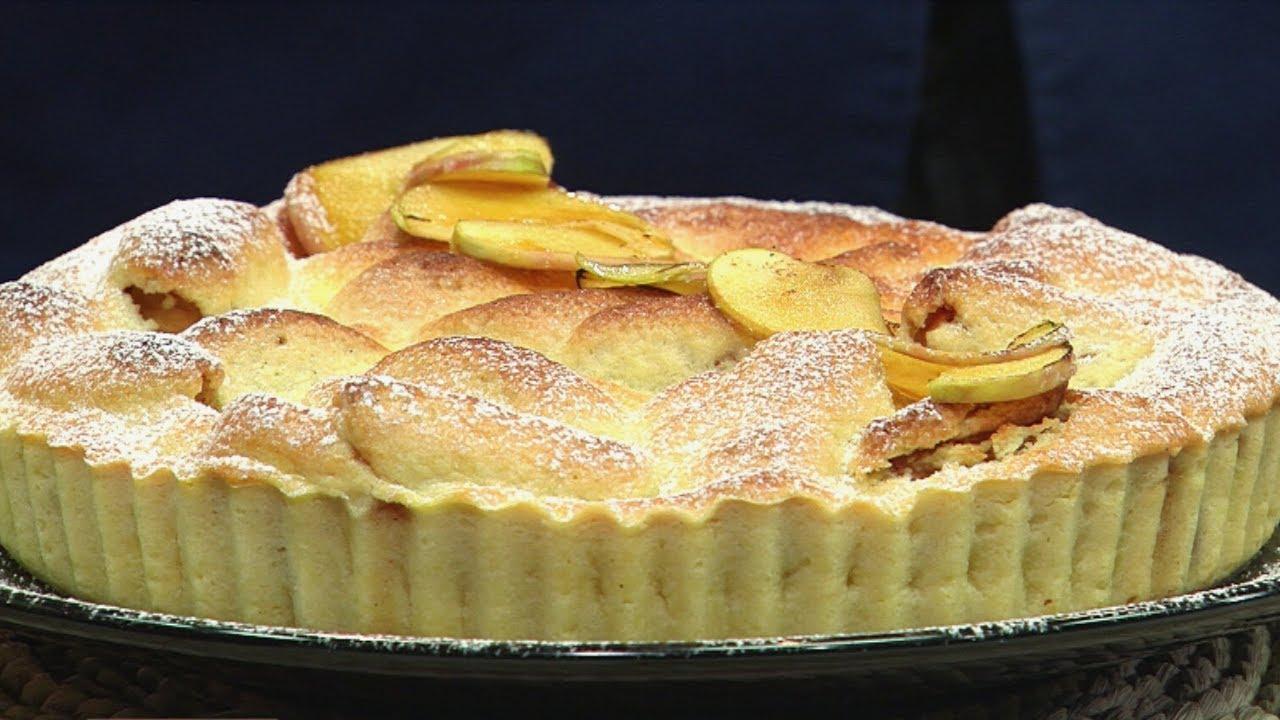 Torta de maçã | Chef Dalton Rangel | Aqui na Band